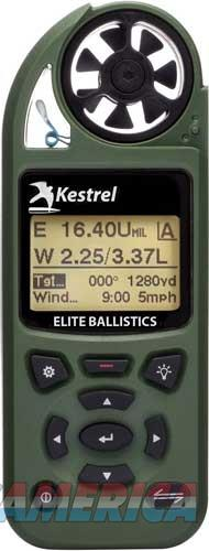 Kestrel 5700 Elite W-applied - Ballistics Olive Drab  Guns > Pistols > 1911 Pistol Copies (non-Colt)