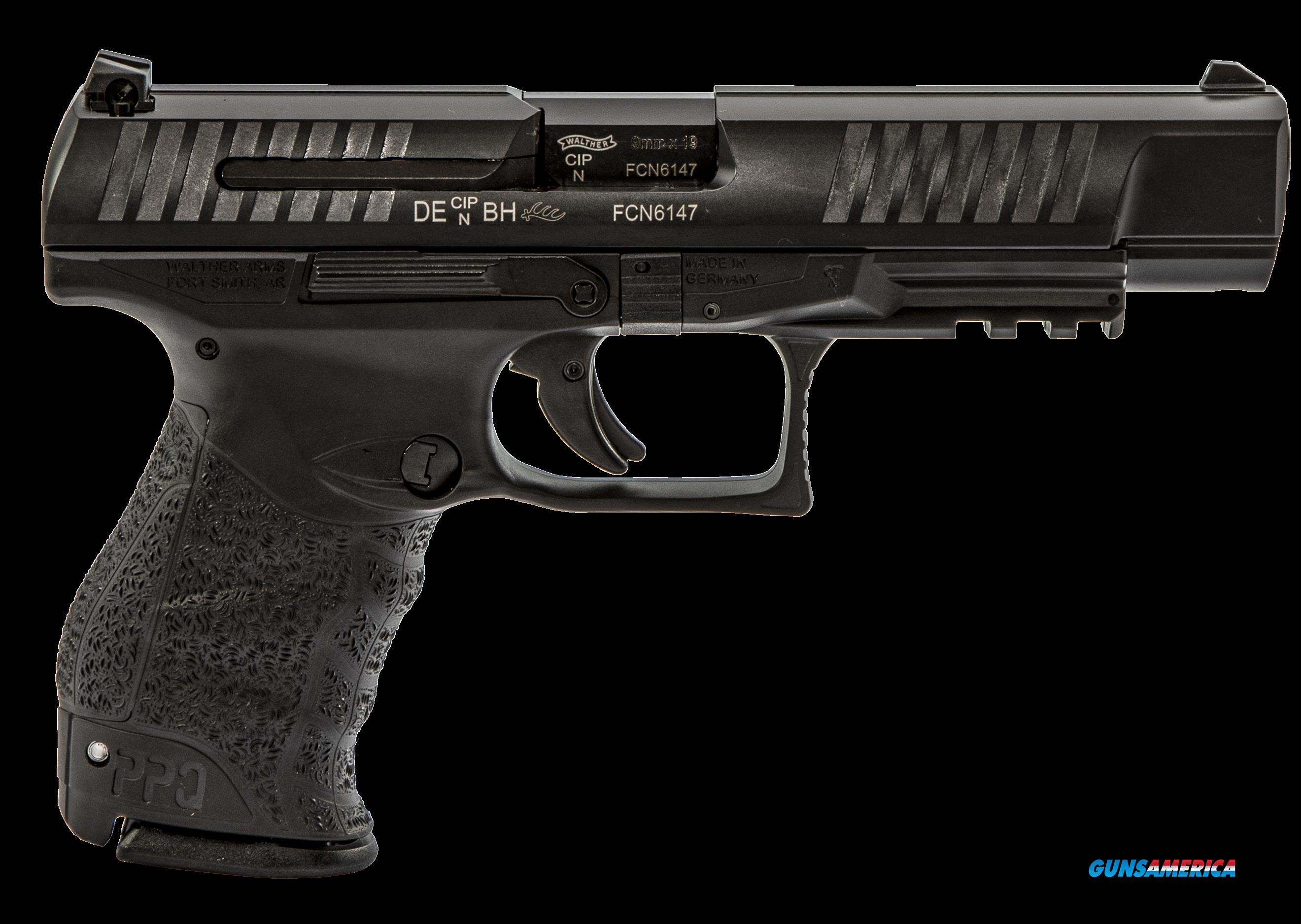 Walther Arms Ppq, Wal 2813735 Ppq M2 9mm Black 5in Std 10rd  Guns > Pistols > 1911 Pistol Copies (non-Colt)