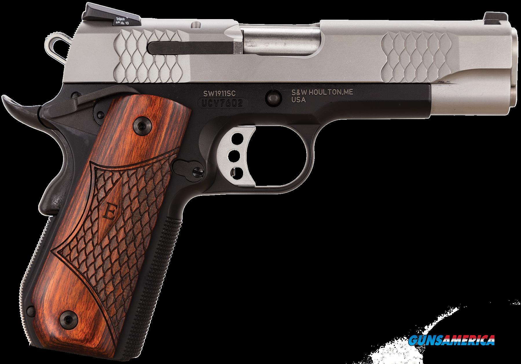 Smith & Wesson 1911, S&w M1911     108485 45 Eser 4.25 Sc  2tn  Guns > Pistols > 1911 Pistol Copies (non-Colt)