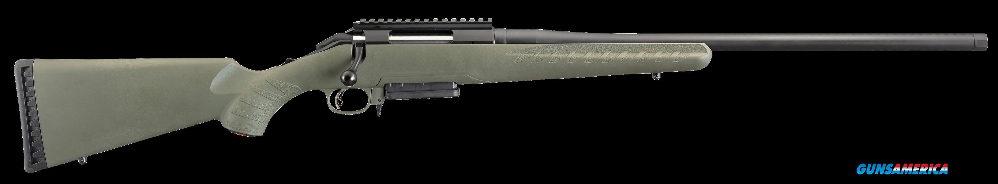 Ruger American, Rug 26944 Amer-p   223     22 Rail   Moss-blk  Guns > Pistols > 1911 Pistol Copies (non-Colt)