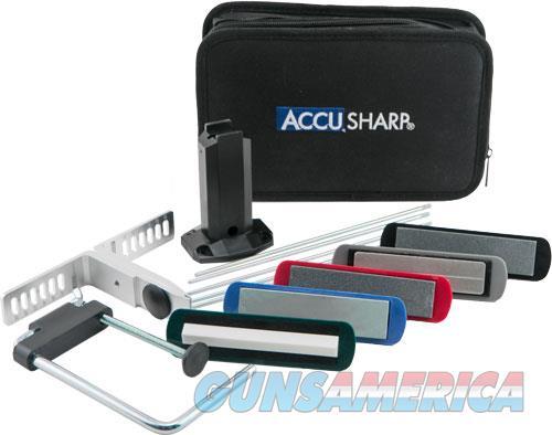 Accusharp 5-stone, Fpi 059c  Accusharp 5 Stone Prec Knife Sharp Set  Guns > Pistols > 1911 Pistol Copies (non-Colt)