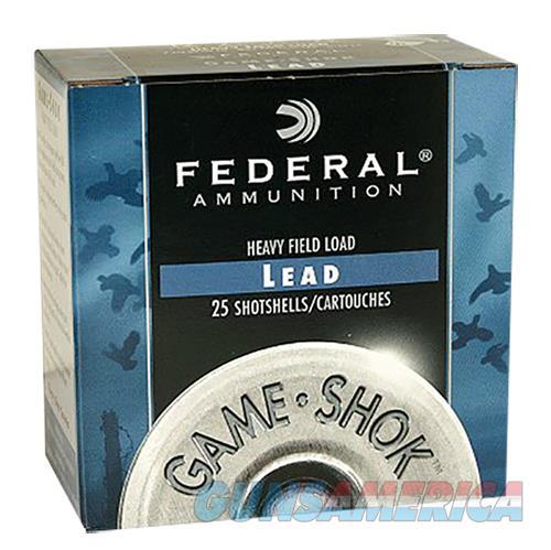 Federal Game-shok, Fed H16075    Gameshk 16 Hvy 1oz         25-10  Guns > Pistols > 1911 Pistol Copies (non-Colt)