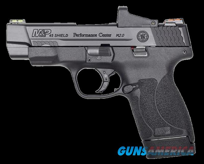 Smith & Wesson Performance Center, S&w M&p45shld  11865 Pfmc 45 2.0 4in Opt Rdy  7-6r  Guns > Pistols > 1911 Pistol Copies (non-Colt)