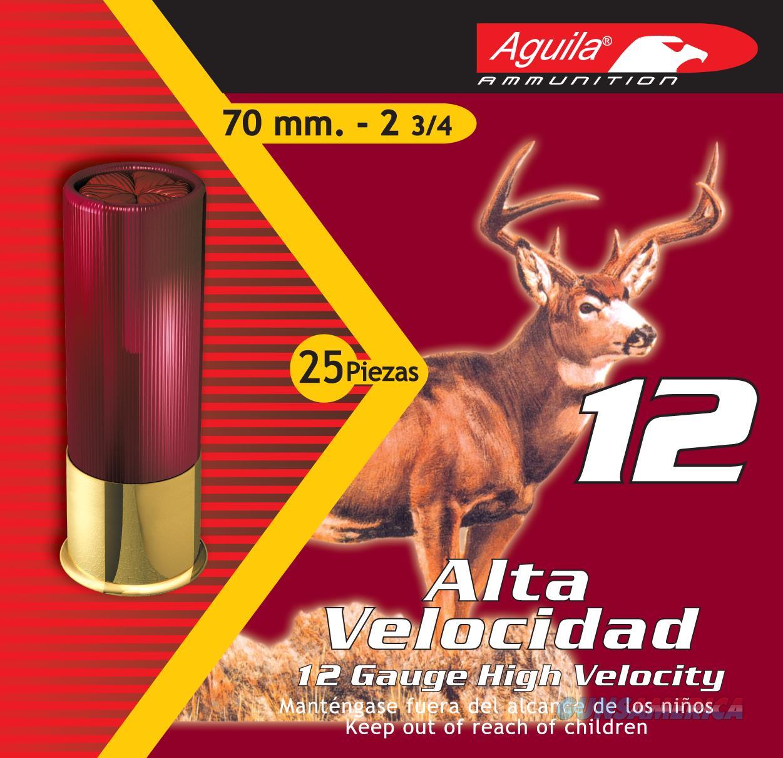 Aguila Field, Aguila 1chb1207 12ga Hv    7.5 11-4 Oz    25-10  Guns > Pistols > 1911 Pistol Copies (non-Colt)