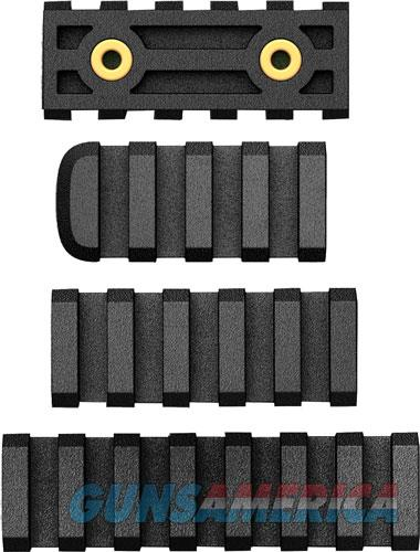 Ab Arms Rail Combo Pack Ltf - 7-5-4 Slot Rails Black  Guns > Pistols > 1911 Pistol Copies (non-Colt)