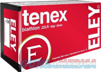 Eley Tenex Biathlon 22lr - 40gr. Flat Nose Bullet 50-pack  Guns > Pistols > 1911 Pistol Copies (non-Colt)