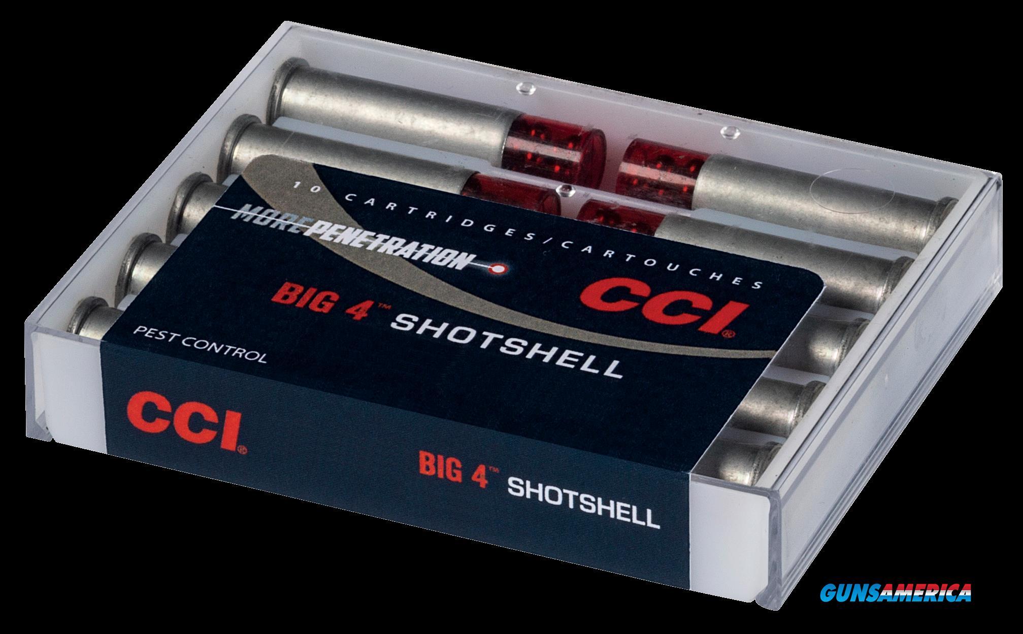Cci Big 4, Cci 3718cc 44spl Shotshell #4               10-20  Guns > Pistols > 1911 Pistol Copies (non-Colt)