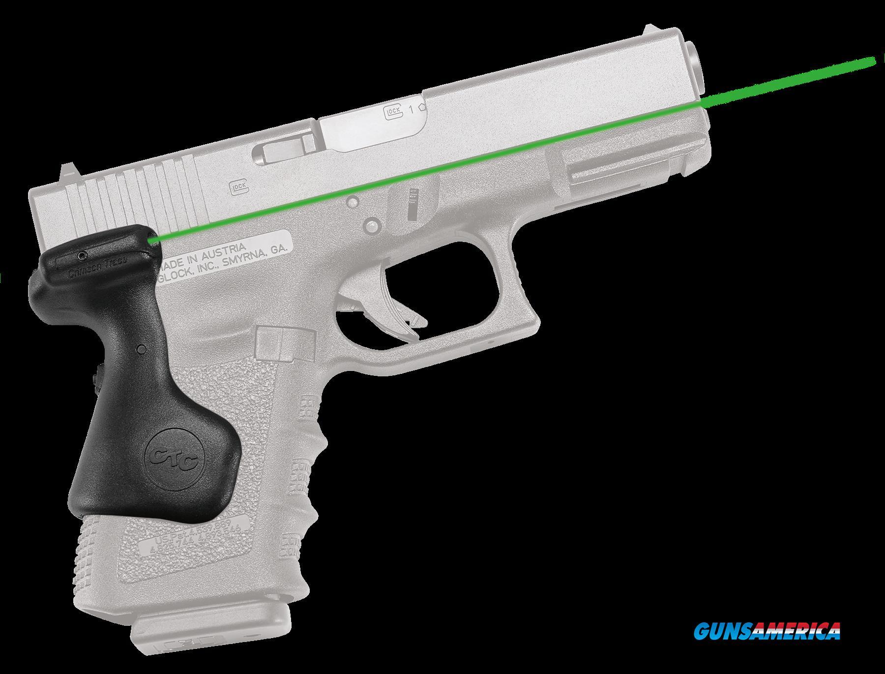 Crimson Trace Lasergrips, Crim Lg639g   Grips Glk G3 19-23 Gr  Guns > Pistols > 1911 Pistol Copies (non-Colt)