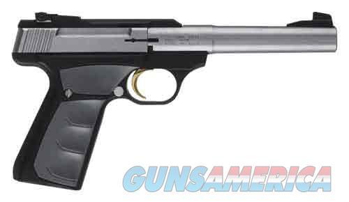 Browning Bm Ns Camp Stnls Ufx Adj S,22  Guns > Pistols > 1911 Pistol Copies (non-Colt)