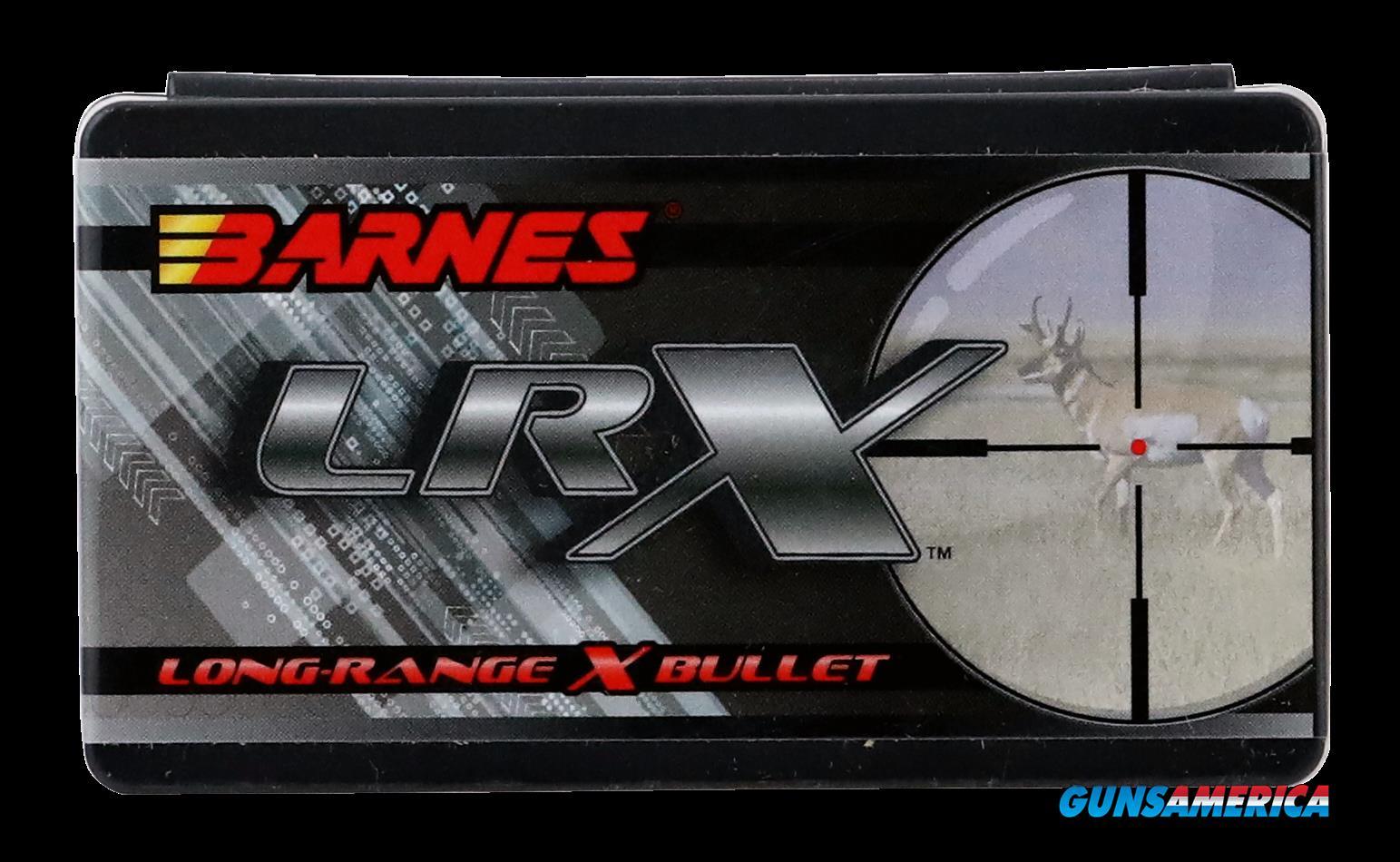 Barnes Bullets Lrx, Brns 30295 .284 139 Lrxbt           50  Guns > Pistols > 1911 Pistol Copies (non-Colt)