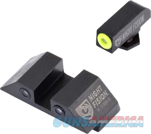 Night Fision Tritium Yellowdot - Square Black Rear Glock 42-43  Guns > Pistols > 1911 Pistol Copies (non-Colt)