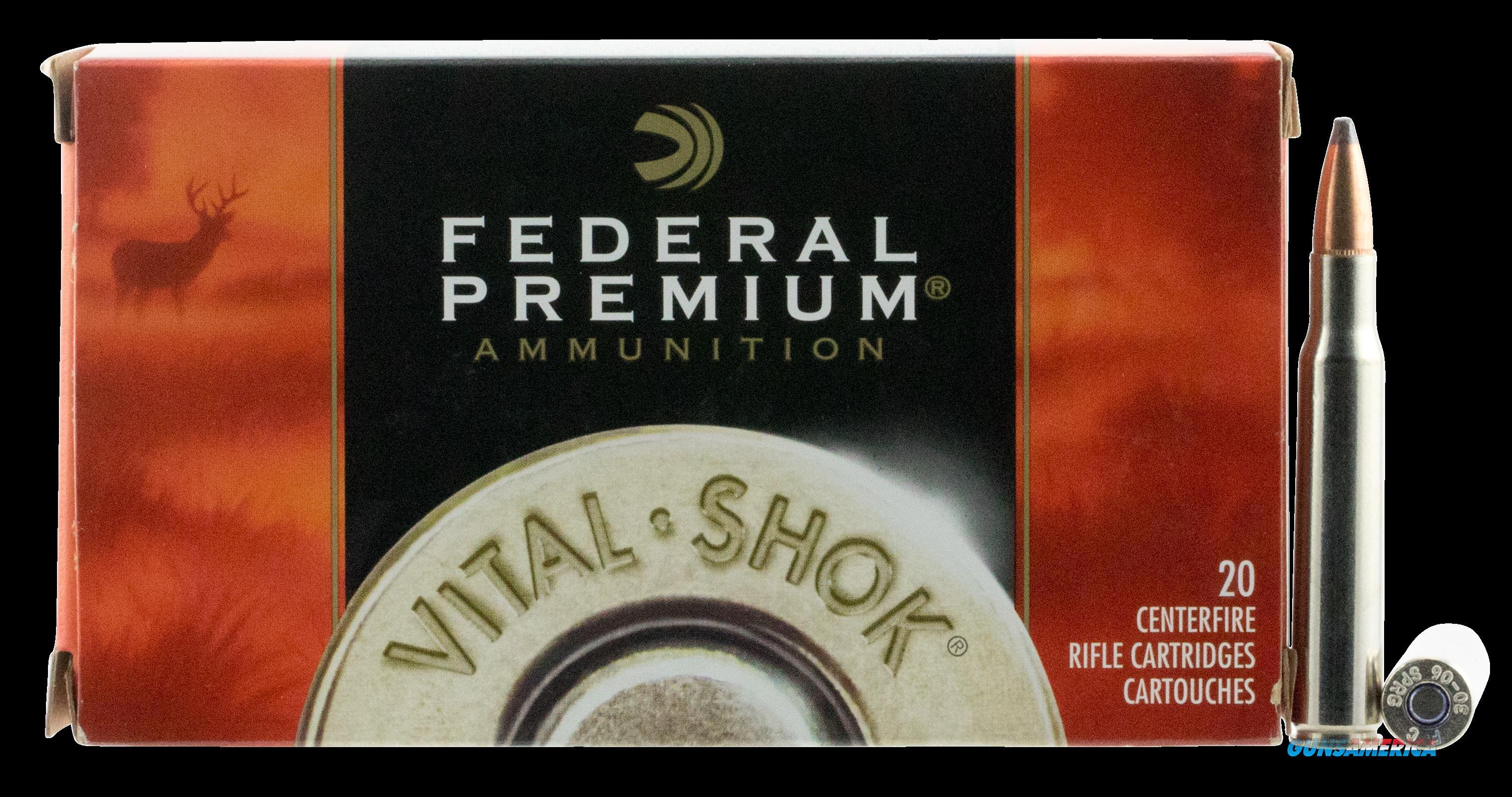 Federal Premium, Fed P3006g     3006   150 Btsp           20-10  Guns > Pistols > 1911 Pistol Copies (non-Colt)