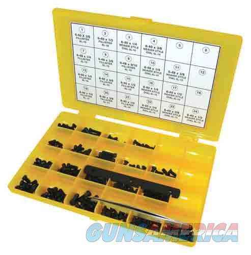 Tacstar Master Gunsmith Screw Kit-202 Piece Kit  Guns > Pistols > 1911 Pistol Copies (non-Colt)