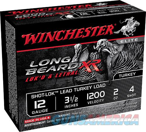 Winchester Ammo Long Beard Xr, Win Stlb12l4  Longbeard 3.5 2oz   10-10  Guns > Pistols > 1911 Pistol Copies (non-Colt)