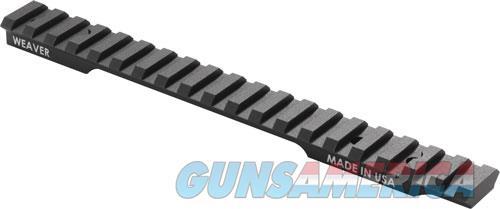 Weaver Mounts Multi-slot, Weav 99470 Ext Multislot Base Tikka T3 La-sa  Guns > Pistols > 1911 Pistol Copies (non-Colt)