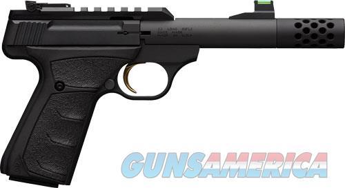 Bg Buck Mark Micro Bull Sr - .22lr 4.4 Threaded Black Rb  Guns > Pistols > 1911 Pistol Copies (non-Colt)