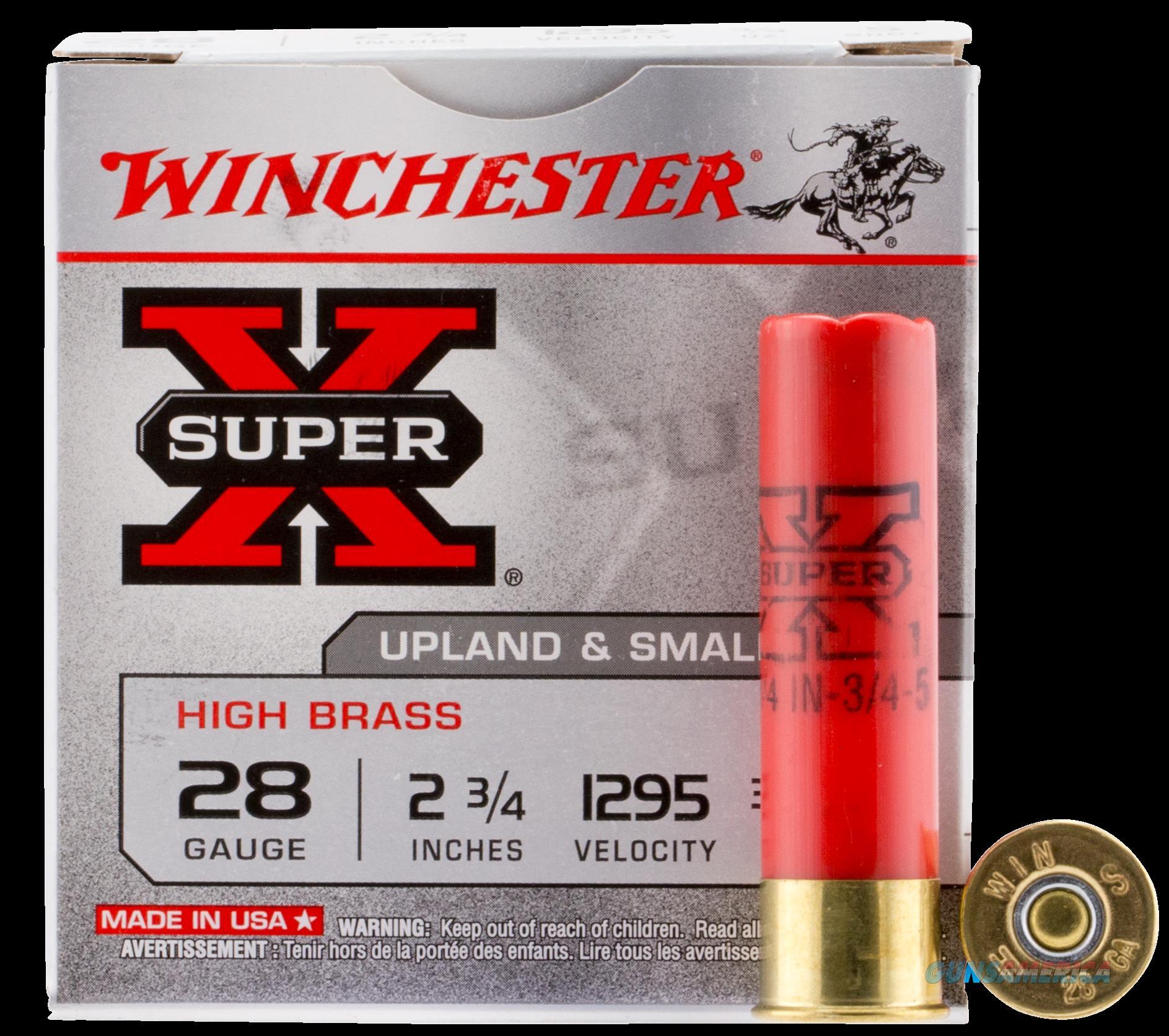 Winchester Ammo Super-x, Win X285      Super-x             25-10  Guns > Pistols > 1911 Pistol Copies (non-Colt)