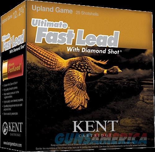 Kent Cartridge Ultimate Fastlead, Kent K122ufl406  2.75 13-8 Ultimate Fast Ld  25-10  Guns > Pistols > 1911 Pistol Copies (non-Colt)