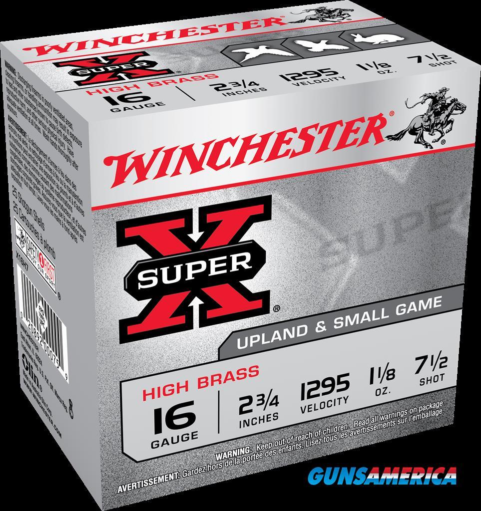 Winchester Ammo Super-x, Win X16h7     Super-x                25-10  Guns > Pistols > 1911 Pistol Copies (non-Colt)