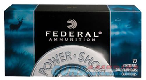 Federal Power-shok, Fed 300a       300sav 150 Sp             20-10  Guns > Pistols > 1911 Pistol Copies (non-Colt)