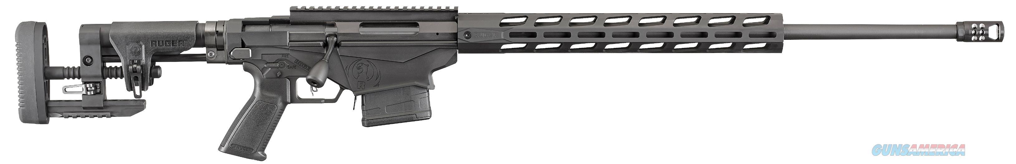 Ruger Precision, Rug 18032 Precision 6mmcr 15in Mlok Hdngrd 24  10r  Guns > Pistols > 1911 Pistol Copies (non-Colt)