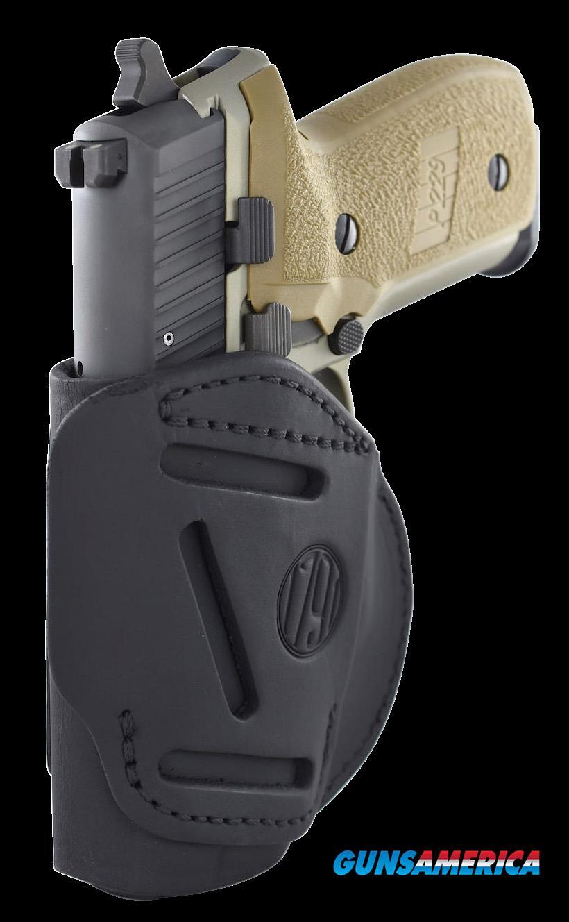 1791 Gunleather 4 Way, 1791 4wh-4-sbl-l   4way Iwb-owb Size 4      Lh Blk  Guns > Pistols > 1911 Pistol Copies (non-Colt)