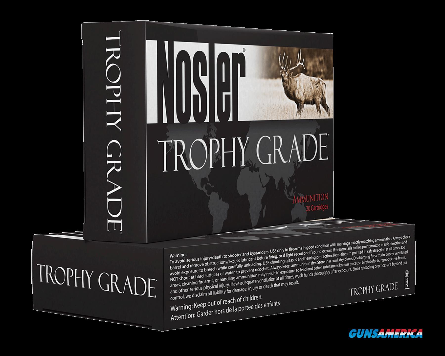 Nosler Trophy Grade, Nos 47284 Trophy 7mmrem   160 Ab             20-10  Guns > Pistols > 1911 Pistol Copies (non-Colt)