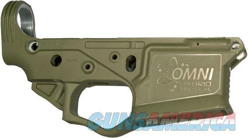 Ati Omni Hybrid Ar15 Stripped - Polymer Lower Receiver Green  Guns > Pistols > 1911 Pistol Copies (non-Colt)