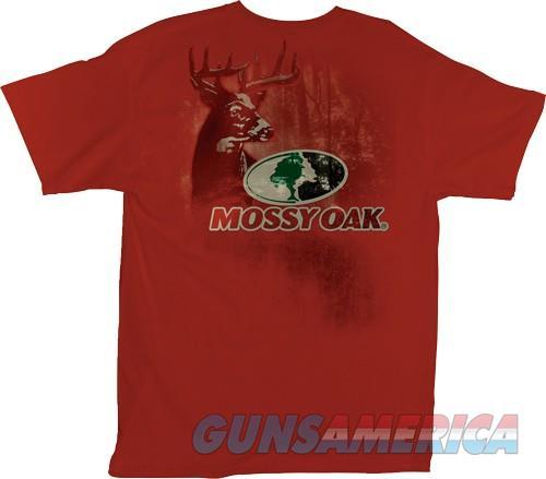Mossy Oak Men's T-shirt Medium - standing Proud Cardinal Red<  Guns > Pistols > 1911 Pistol Copies (non-Colt)