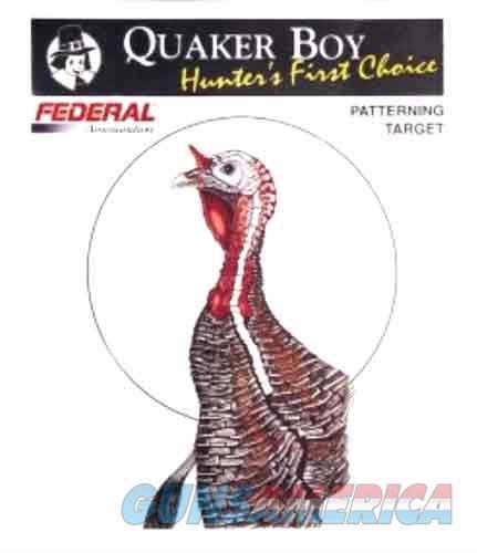 Quaker Boy Paper Target Turkey - 20 X 20 Rolled 10-pack  Guns > Pistols > 1911 Pistol Copies (non-Colt)
