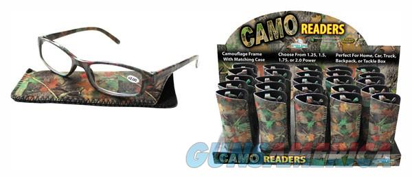 Rivers Edge Reading Glasses - Display Green Camo 25-pack  Guns > Pistols > 1911 Pistol Copies (non-Colt)