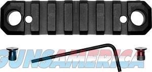 Grovtec Rail Push Button Base - Keymod 3.1 5 Slot Alum Black  Guns > Pistols > 1911 Pistol Copies (non-Colt)
