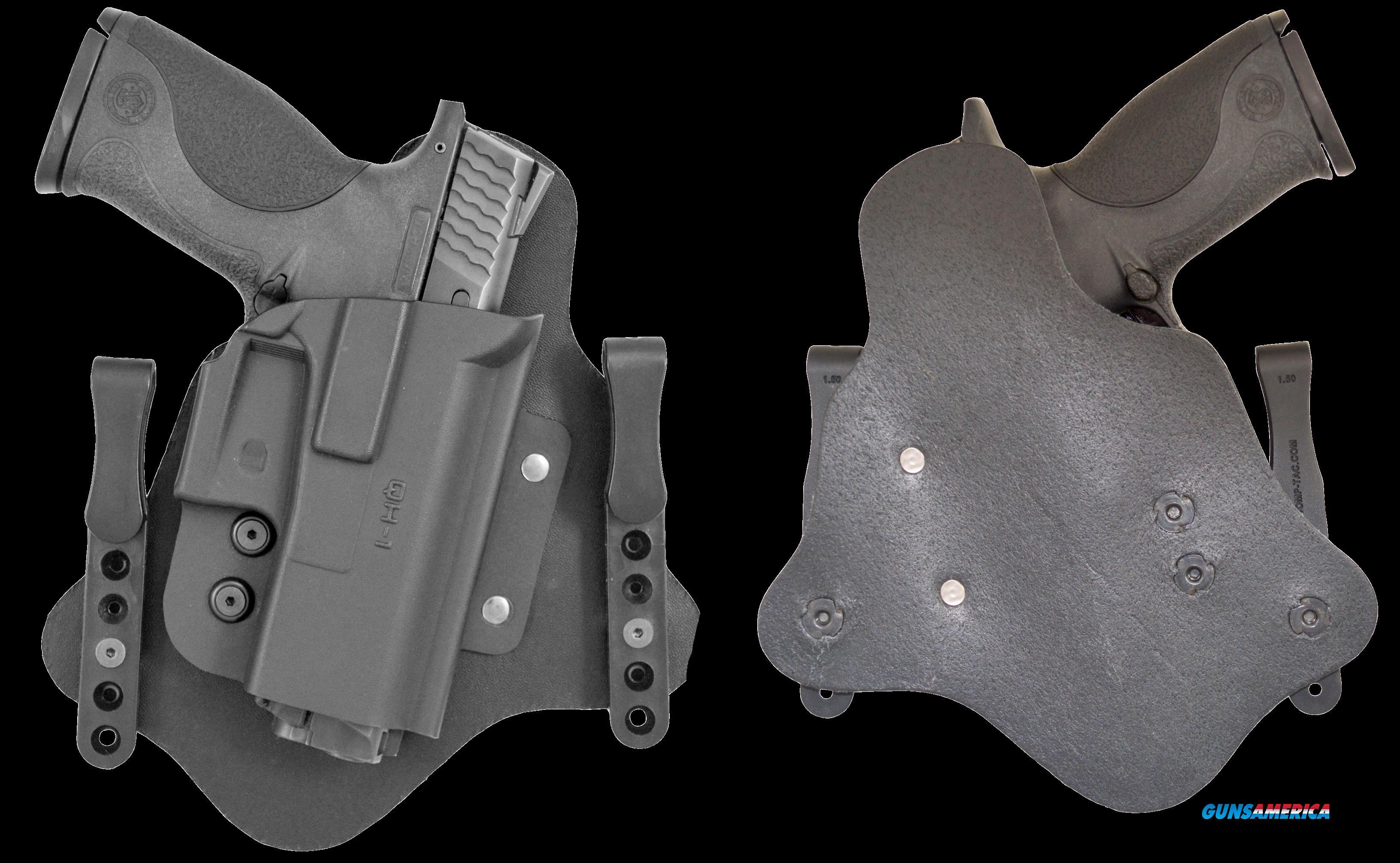 Comp-tac Qh, Comptac Qh Iwb Hybrid Hlstr Size 4  Guns > Pistols > 1911 Pistol Copies (non-Colt)