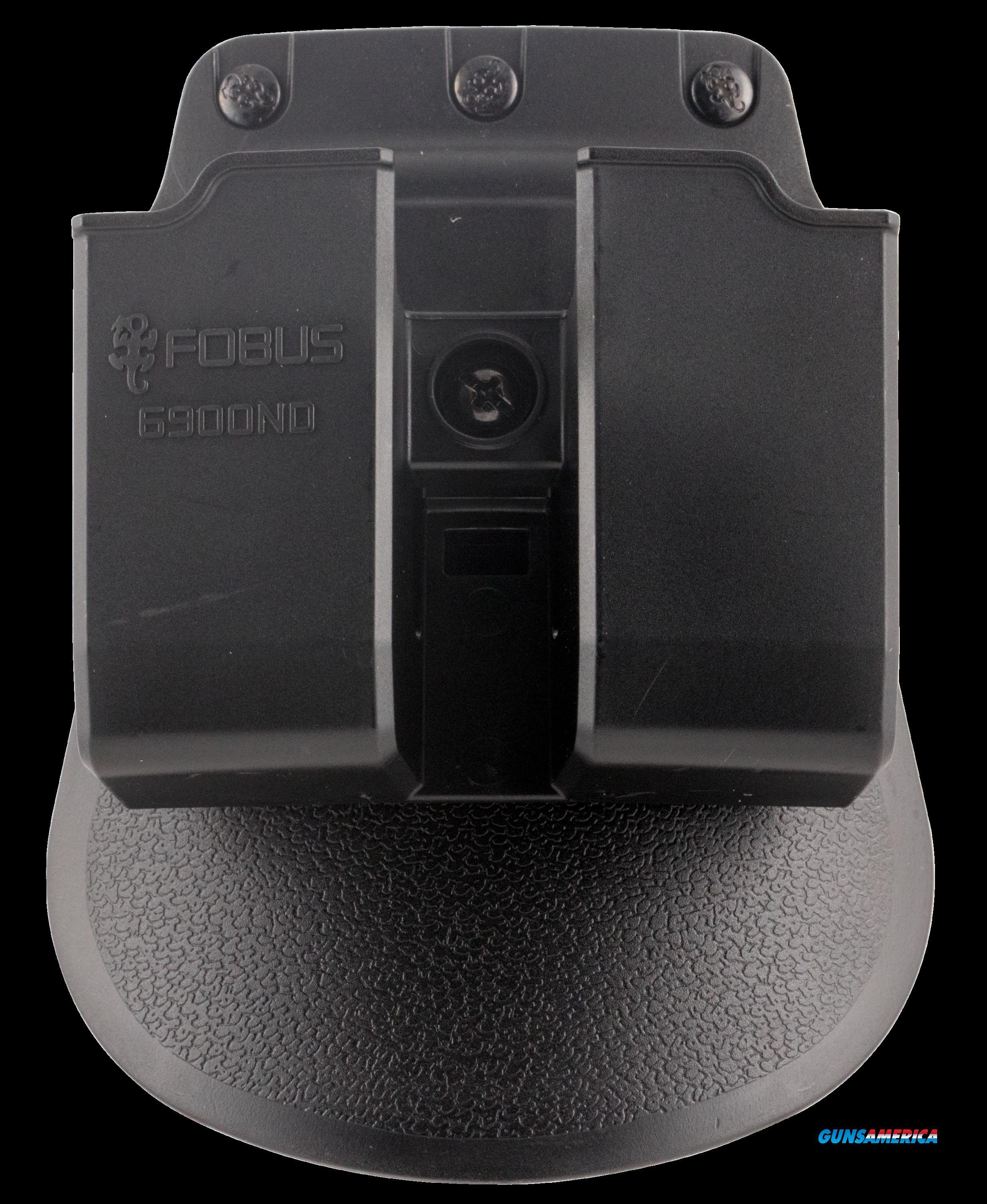 Fobus Double, Fobus 6900ndp  Paddle Dbl Mag Pouch  Guns > Pistols > 1911 Pistol Copies (non-Colt)