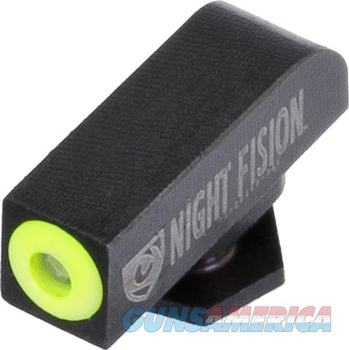 Night Fision Night Sight Front, Nf Glk-000-001-ygxx     Ns Glk Pstl Frnt  Guns > Pistols > 1911 Pistol Copies (non-Colt)