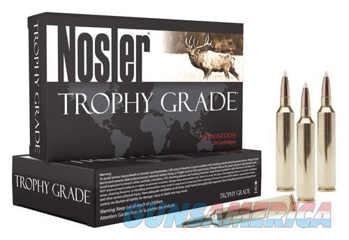 Nosler Trophy Grade, Nos 60918        22 Nos   70 Ab              20-20  Guns > Pistols > 1911 Pistol Copies (non-Colt)