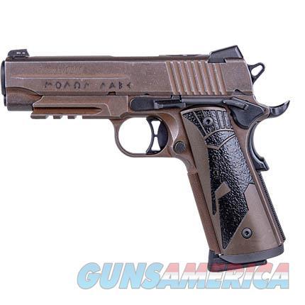 SIG 1911; .45ACP; 5; Spartan  Guns > Pistols > 1911 Pistol Copies (non-Colt)