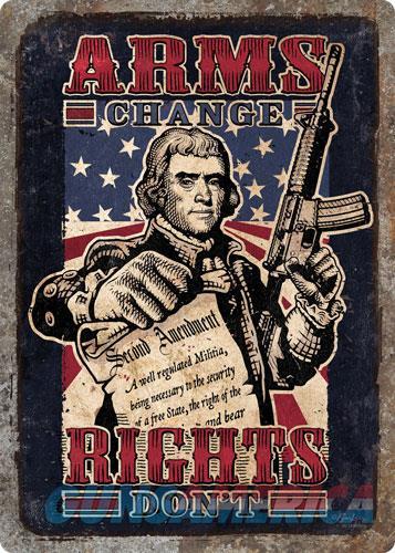Rivers Edge Embossed Sign - 12x17 arms Change  Guns > Pistols > 1911 Pistol Copies (non-Colt)