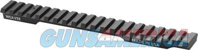 Weaver Base Extend Multi-slot - Tactical Savage 10-11-12-14-16  Guns > Pistols > 1911 Pistol Copies (non-Colt)