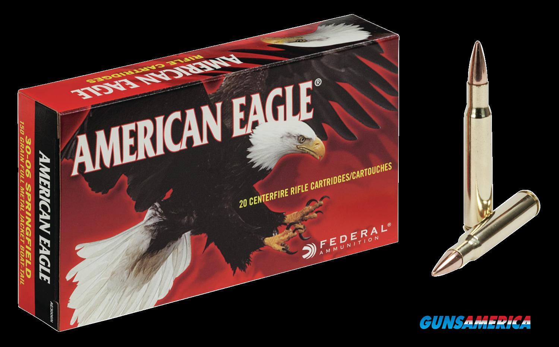 Federal American Eagle, Fed Ae3006n     3006        150 Mcbt    20-25  Guns > Pistols > 1911 Pistol Copies (non-Colt)