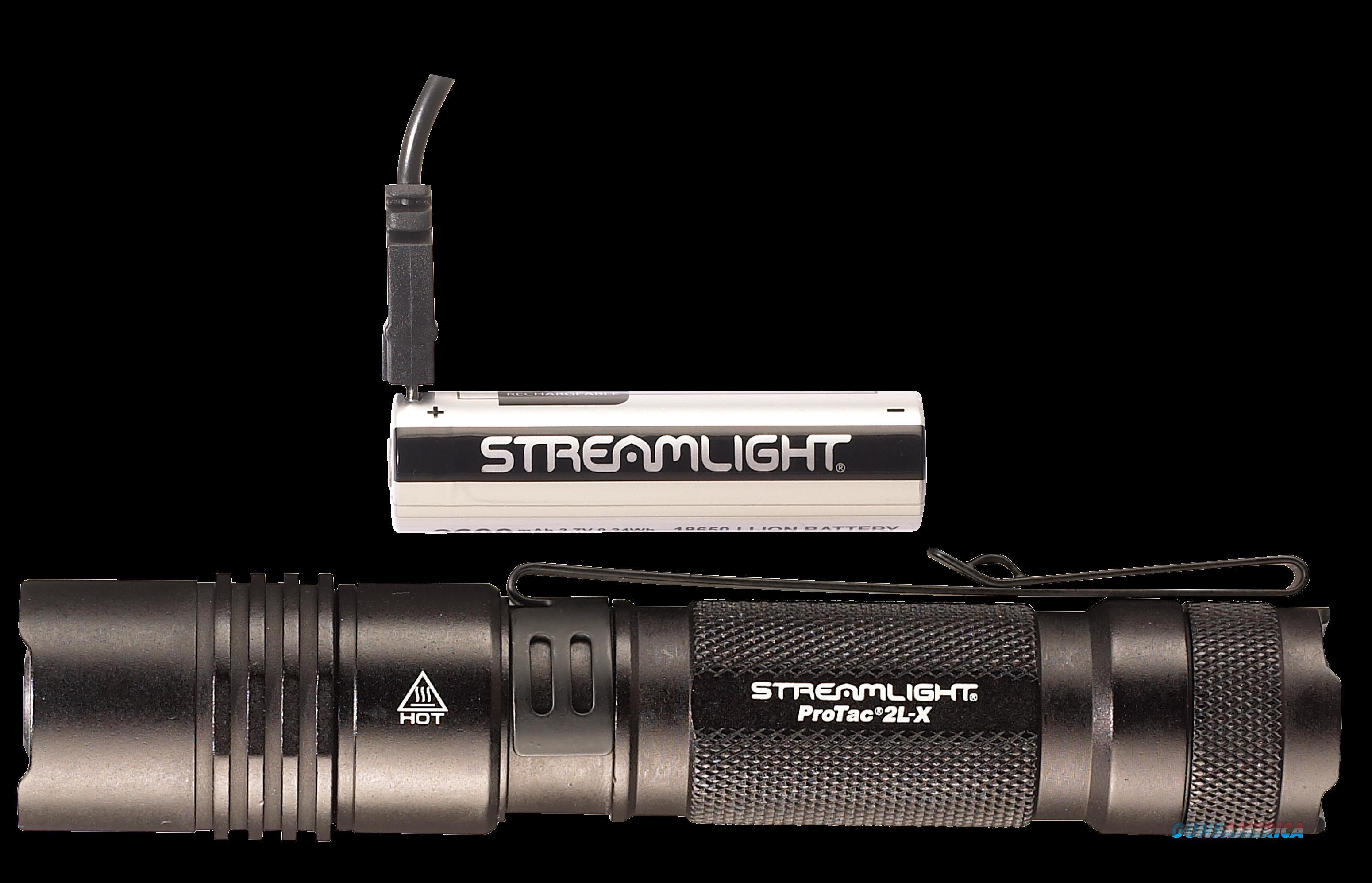 Streamlight Protac 2l-x, Stl 88082  Protac 2lx Usb  Guns > Pistols > 1911 Pistol Copies (non-Colt)