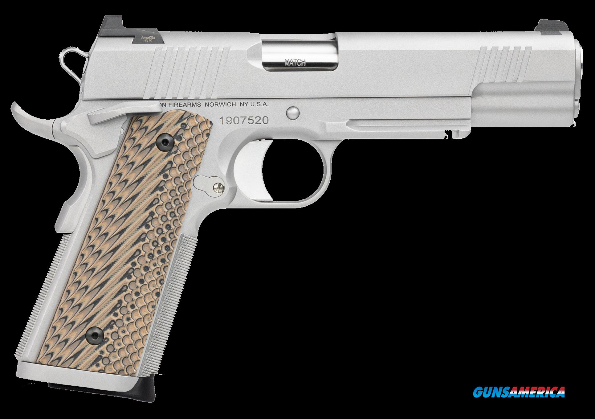 Dan Wesson Specialist, Dan 01814 Specialist        10m Blk  Guns > Pistols > 1911 Pistol Copies (non-Colt)
