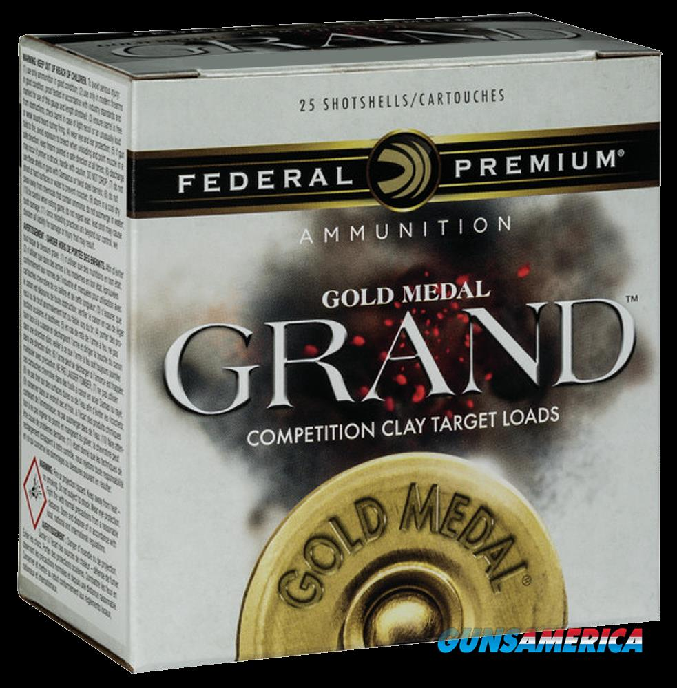 Federal Premium, Fed Gmt11375 De      12    1oz        25-10  Guns > Pistols > 1911 Pistol Copies (non-Colt)