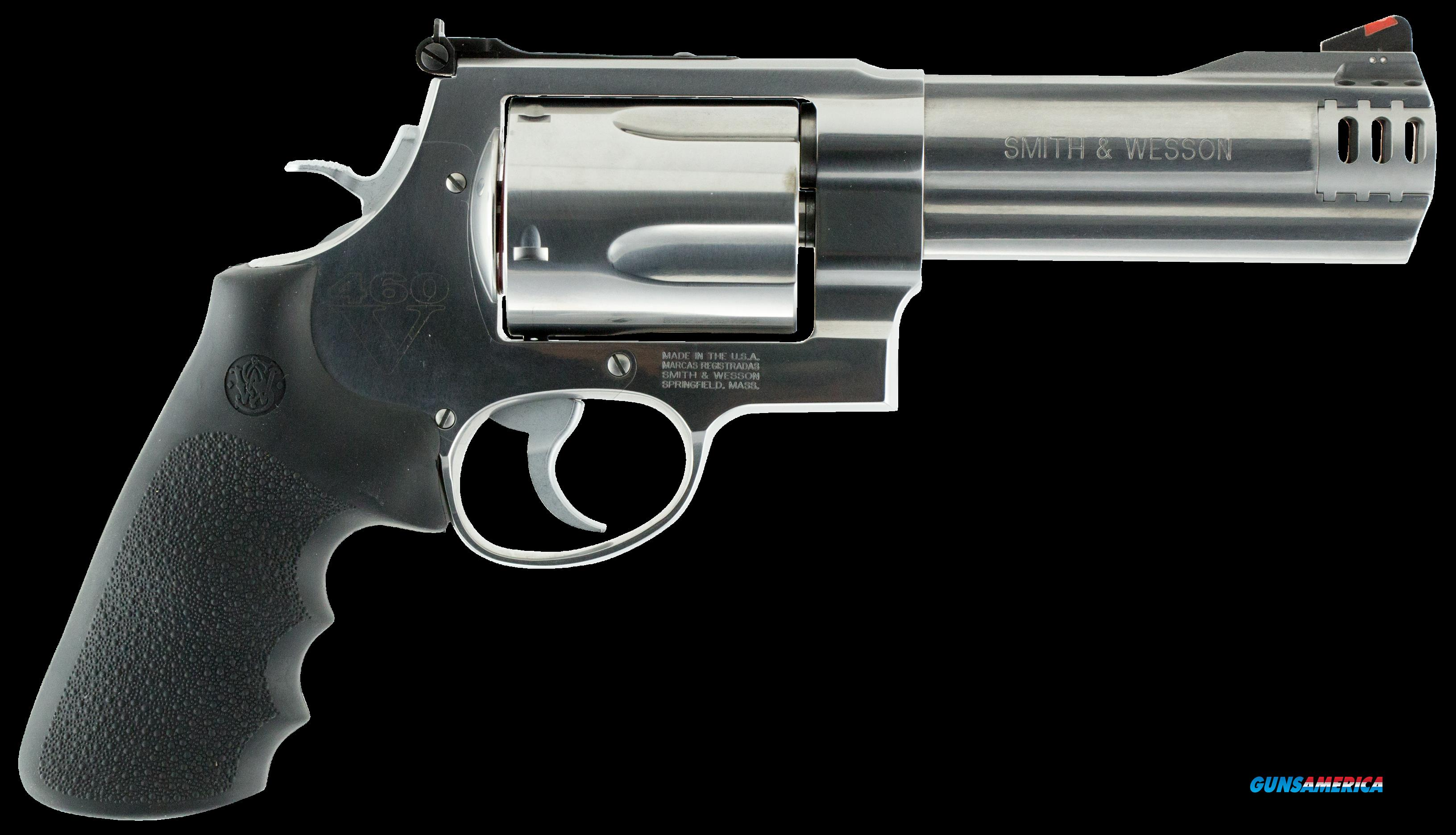 Smith & Wesson 460, S&w M460xvr   163465 460 5in Rr As      Ss  Guns > Pistols > 1911 Pistol Copies (non-Colt)