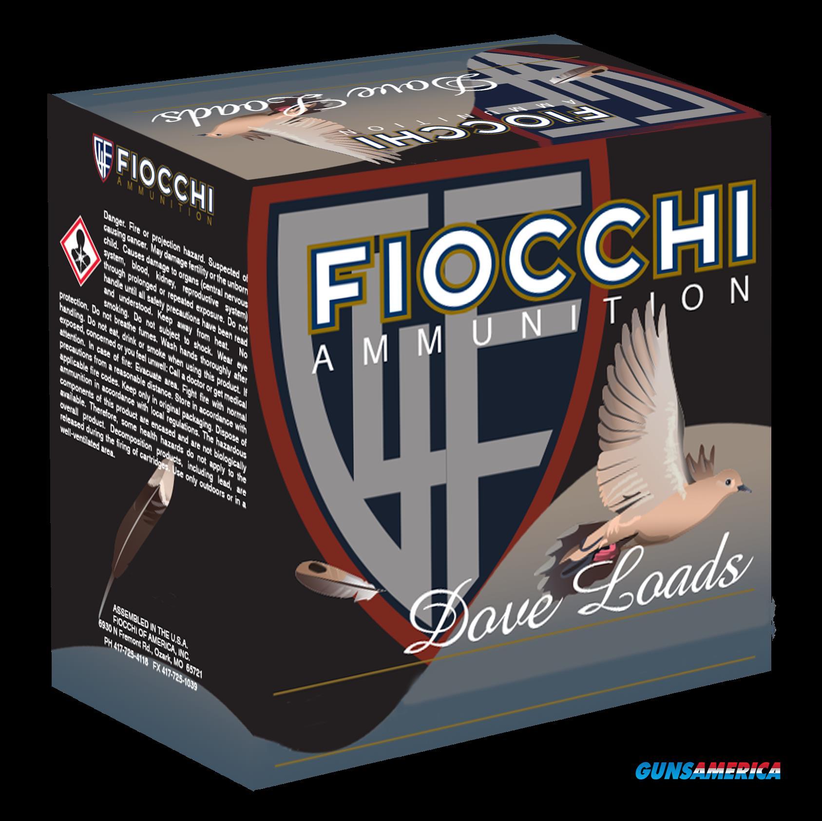 Fiocchi Shooting Dynamics, Fio 16gt75    Game          1oz   25-10  Guns > Pistols > 1911 Pistol Copies (non-Colt)