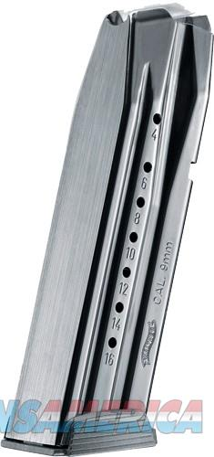 Walther Magazine Creed-ppx - 9mm 16-rounds Blued Steel  Guns > Pistols > 1911 Pistol Copies (non-Colt)