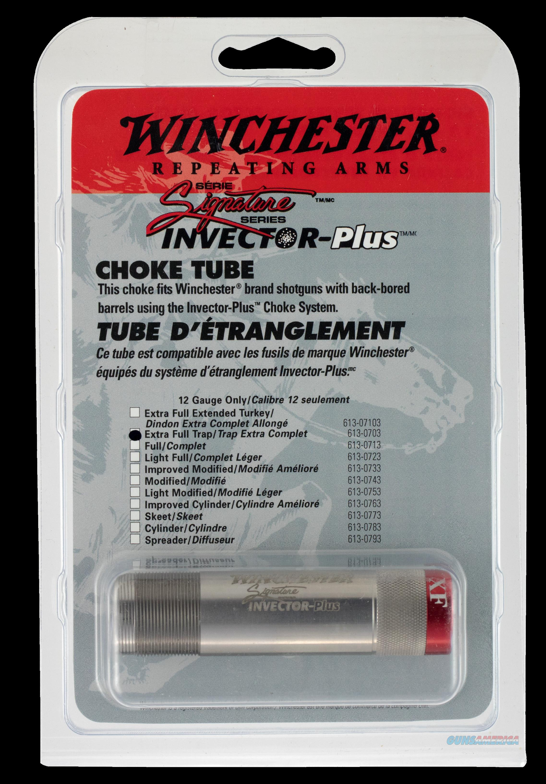 Winchester Guns Signature Invector Plus, Wgun 6130703 Sig Inv+ Tube Xf Trap  Guns > Pistols > 1911 Pistol Copies (non-Colt)