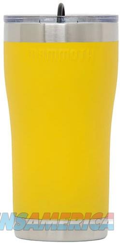 Mammoth 20 Oz Ss Yellow - Tumbler W-lid & Rubber Stoppr!  Guns > Pistols > 1911 Pistol Copies (non-Colt)