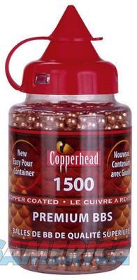 Crosman Copper Coated Bb's- - Case Of 12-packs Of 1500 Each  Guns > Pistols > 1911 Pistol Copies (non-Colt)