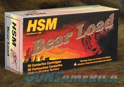 Hsm Bear Ammo .454 Casull - 325gr. Wfn Gas Check 50-pack  Guns > Pistols > 1911 Pistol Copies (non-Colt)